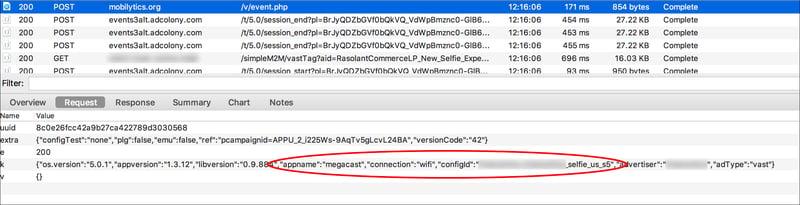 megacast-mobile-app-bundle-id-spoofing-alleged-config-id